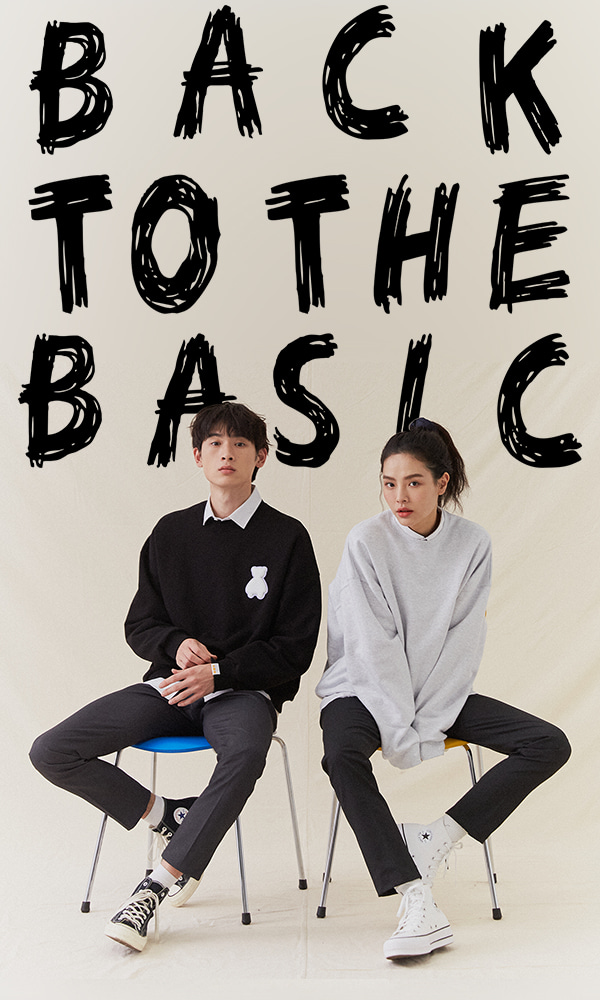 "2020 F/W COLLECTION ""BACK TO THE BASIC"""